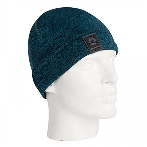2018 Mystic 2mm Neoprene Beanie TEAL 180038 Size-- - Small/Medium