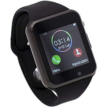 CEKA TECH Reloj Conectado Compatible con Samsung Galaxy A50 Reloj ...