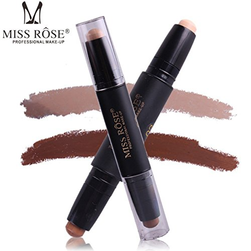 Concealer Yiitay Double-headed Foudation Gesicht Augen Highlight Contour Concealer Stick