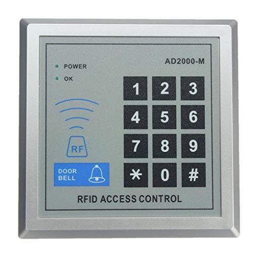 Security RFID Proximity Eintrag Türschloss Access Control System 10 Keys Proximity Access Control System