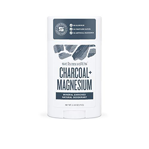 Desodorante stick Carbón Activado Magnesio Schmidt's