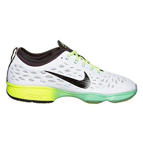 Nike performance fit zoom, chaussure d'entraînement agility Blanc - Blanc