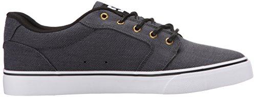 DC Shoes Anvil Tx Se, Baskets mode homme Black Stripe