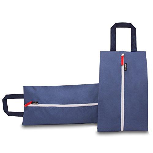 YeeStone 10 Stück Schuhtasche mit Zugband/Transparente Fenster, Sporttaschen & -Rucksäcke Sporttaschen Schuhbeutel