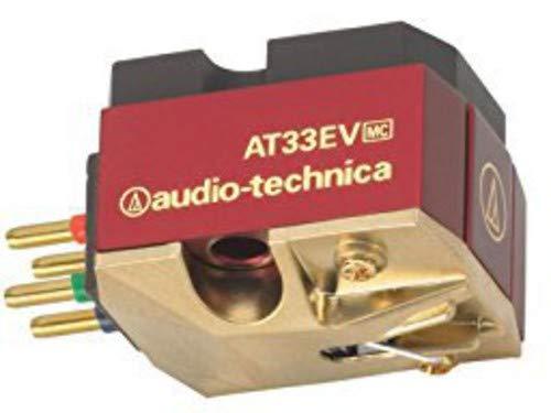 Audio-Technica Tonabnehmer at 33EV