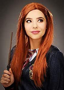 Perruque au gingembre de style adulte de Ron Weasley