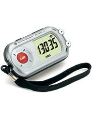Sportline Walking Advantage 344 Safety Alarm Pedometer by Sportline
