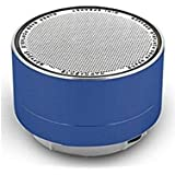 Happytech X119950L Rugby Mini Bluetooth Wi-Fi Multimedia Speaker System With FM/Pen Drive/Micro-SD Card Slot For Apple IPad Smartphones