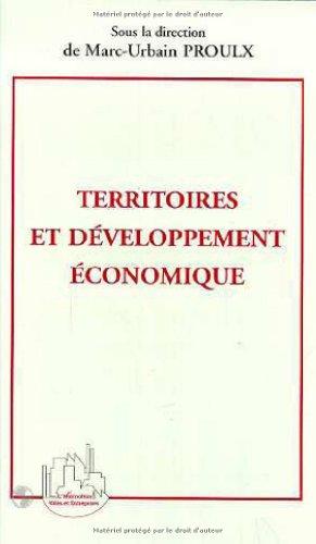Territoires et développement économique