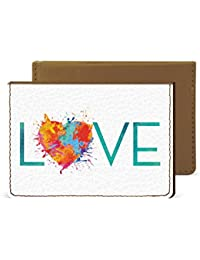 Love Credit Card Wallet By Robobull