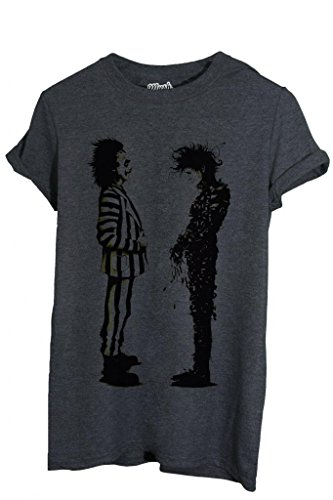 T-Shirt Edward Aux Mains D'Argent - Film By Mush Dress Your Style, Vêtements / Tee shirts