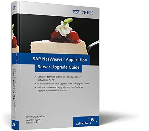 SAP NetWeaver Application Server Upgrade Guide (SAP PRESS: englisch) - H2-server