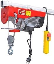 Mini Hoist Electric Hoist Capacity - 500Kg Used For Domestic Purpose & Small