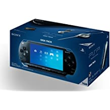 PlayStation Portable - PSP Konsole Black (Giga Pack)
