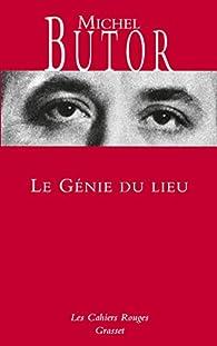 Le génie du lieu: Les Cahiers rouges par Michel Butor