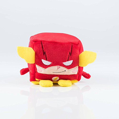 "DC Comics DEC158226 ""Kawaii Cube DC Flash"" Plush Toy (Medium)"