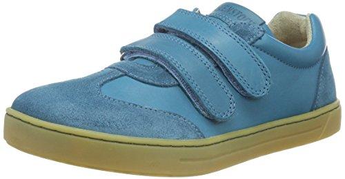 Birkenstock Davao Kinder - Sneakers Unisex - Bambini, Blu (Petrol), 30