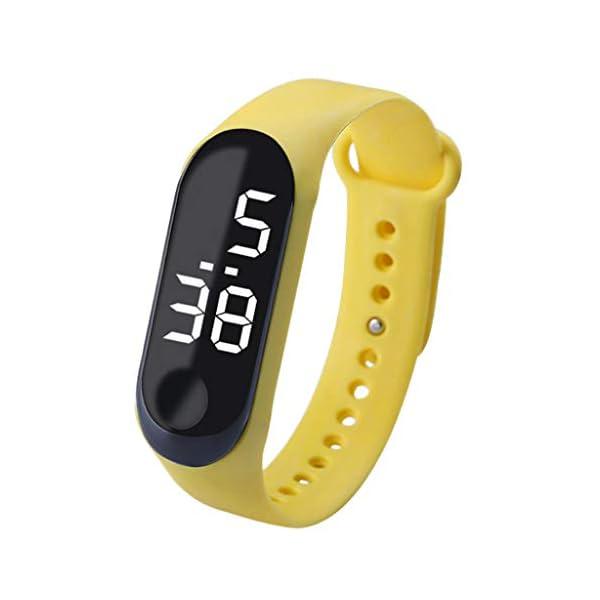 Homyl Smartwatch Mujer Android/Relojes Mujer Inteligente/Pantalla a Color IPS De 0,96 Pulgadas/Resistente Al Agua: IP67 8
