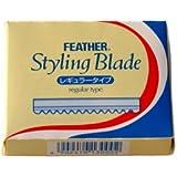 Feather lames de rasoir–50gr