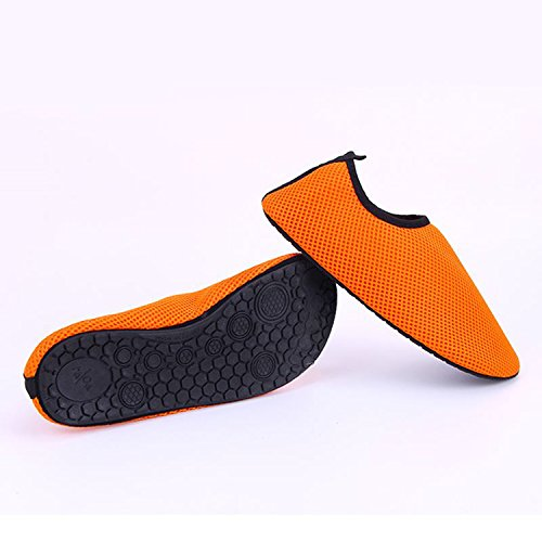 Dewuseller, Scarpe da immersione donna Orange