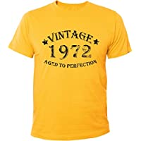 Mister Merchandise T-Shirt Vintage 1972 Aged To Perfection Jahre Geburtstag
