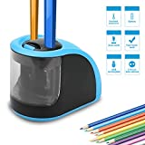 Pencil Sharpener - Electric Pencil Sharpener with USB or Battery Operated - 2
