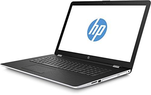 HP 17 bs049ng 2CP88EA 439 cm 173 Zoll HD Laptop Intel center i3 6006U 8GB RAM 256GB SSD AMD Radeon 520 Grafikkarte Windows 10 property 64 silber schwarz Notebooks