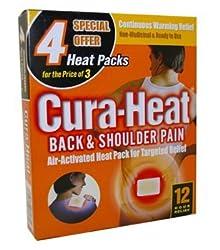 Cura-Heat Back & Shoulder Pain