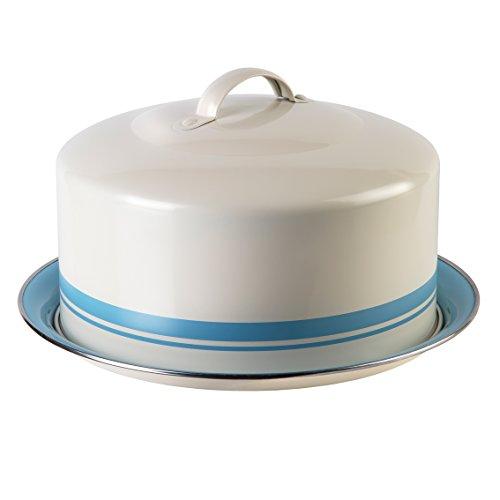 Jamie oliver plat à gateau avec cloche vintage