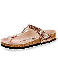 Amazon.it  Birkenstock - Arancione  Scarpe e borse 50b1fc0f123