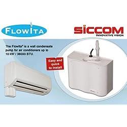 FLOWITA pompa scarico condensa per climatizzatori design Certificata CE made in France