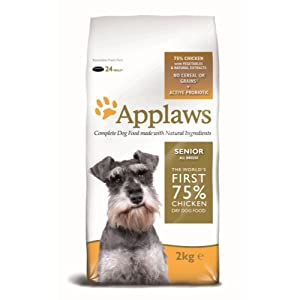 Applaws Senior Dog Food Chicken from Monster Pet Supplies
