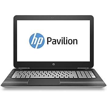 HP Pavilion (15-bc003ng) 39,6 cm (15,6 Zoll FHD IPS) Laptop (Intel Core i5-6300HQ, 8GB RAM, 1TB HDD, 128GB SSD, Nvidia GeForce GTX 950M, Windows 10) silber