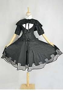 Puella Magi Madoka Magica: R¨¦bellion Akemi Homura Robe Costume Personnaliser