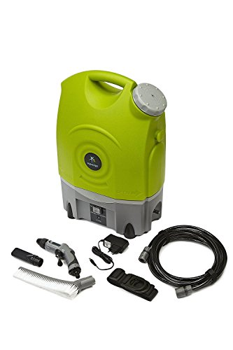 aqua2go GD70 Mobile Druck Reiniger mit integrierten Akku
