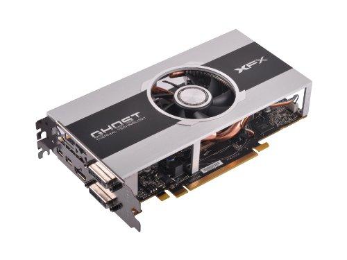 XFX FX-785A-ZNFC Grafikkarte (ATI Radeon HD 7850, PCI-e, 1GB, GDDR5 Speicher, HDMI, 2X DVI, Mini-DisplayPort, 1 GPU)