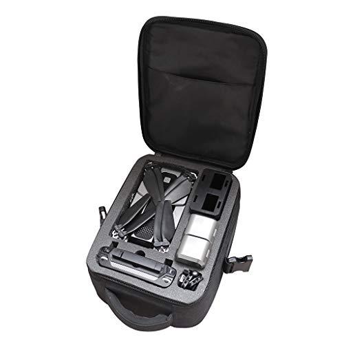 wasserdichte Box Koffer Tasche für MJX Bugs 4 W B4W Drohne UAV-Spezialkoffer-Aufbewahrungsbox Messenger-Umhängetasche Tragetasche Schutzhülle Durable Shoulder Bag (Black) ()