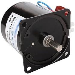 DN Reemplazo High Torque CA 220V 60RPM Gear-Box eléctrico síncrono Gear Motor