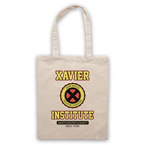 Inspiriert durch X Herren Xavier Institute For Gifted Youngsters Inoffiziell Umhangetaschen Naturlich