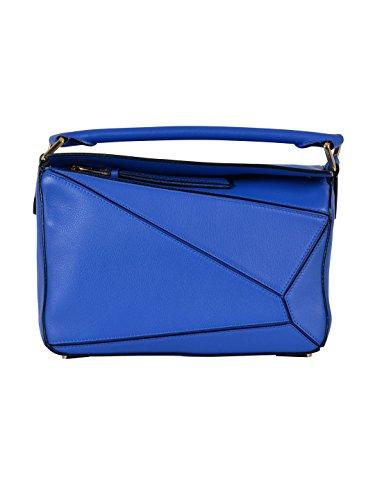 loewe-womens-32230k795560-blue-leather-handbag