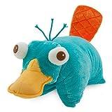 Parque Disney Phineas y Ferb Perry el ornitorrinco Almohada para mascotas de la muñeca de la felpa de Pal