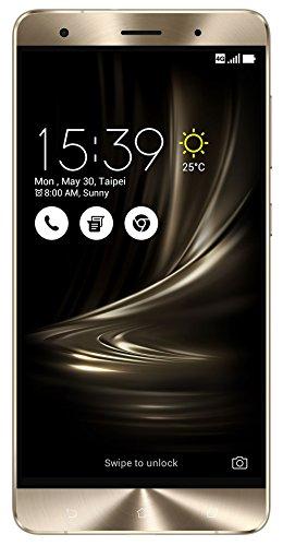 Asus Zenfone 3 Deluxe (Gold, 64 GB) (6 GB RAM)