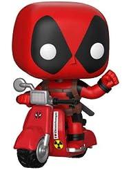 Funko Pop! Ride Marvel: Deadpool- Deadpool & Scooter