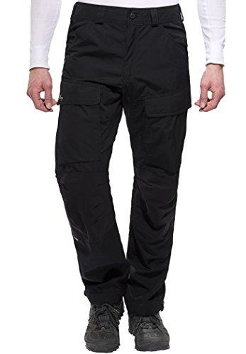 Lundhags Authentic Pant Men - black/black - Wanderhose (Traverse Pant)