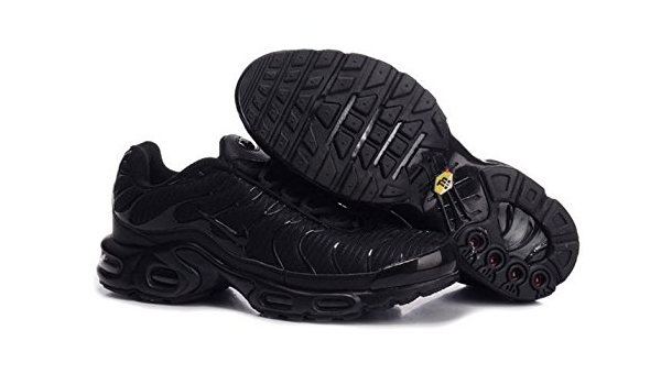 crescita Contraddizione Comporre  EXCLUSIVE LIMITED EDITION NIKE AIR TN's TUNED ONE ALL BLACK TNs UK SIZE'S  6-11 MENs RUNNING TRAINERs (UK 6): Amazon.co.uk: Toys & Games