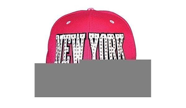 f6a34b57a6c NEW YORK LEOPARD PINK PREMIUM SNAPBACK CAPS