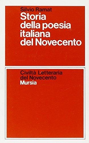 Storia della poesia italiana del Novecento