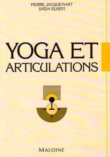 Yoga et articulations par Pierre Jacquemart