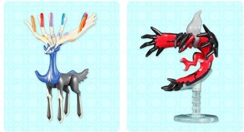 """Compra la llegada de Nintendo 3DS Pokemon XY bono Pokepuramini como """"Zeruneasu"""" """"Iberutaru"""" Juego de 2 (no para la venta) (s?lo privilegio) (sin software) (limitado) (jap?n importaci?n)"""