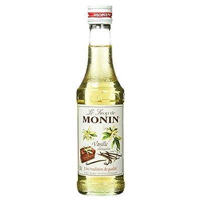 Monin Sirup Vanille, 250ml